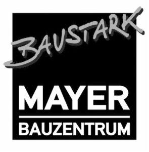 Logo Baustark Mayer Bauzentrum