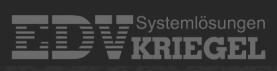 Logo EDV Kriegel