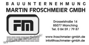 Logo Froschmeier GmbH