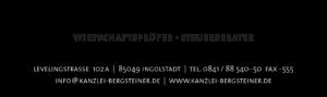 Logo Kanzlei Dr. Bergsteiner