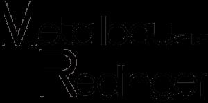 Logo Metallbau Redinger