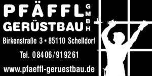 Logo Pfäffl GmbH