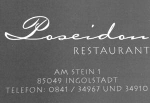 Logo Poseidon Restaurant