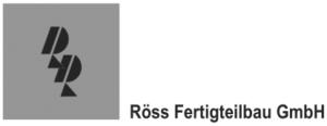 Logo Röss Fertigteilbau