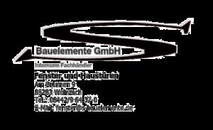 Logo S-Bauelemente GmbH